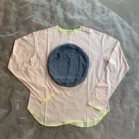 frankygrow BOA CIRCLE DM L/S TEE L size