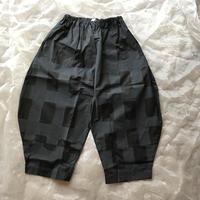 frankygrow ORIG. CHECK BIG PANTS レディースsize