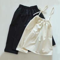 HIBOUDESIGNS  パンツ+スカート キッズ L size (140〜150㎝)