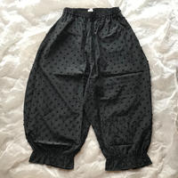 frankygrow BONBON CUT JQ ANKLE TIDE PANTSレディースsize