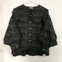 frankygrow POP BIG COLLAR MINORTY BRAUSE レディースsize