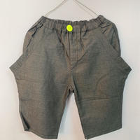 frankygrow  OVER POCKET DENIM HALF PANTS  LLサイズ