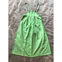 frankygrow AIRY WIDE OVERALLS DYEDレディースsize