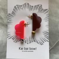 Kai bai bow! 雲ピアス