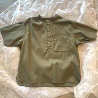 swoon スタンドカラーshirt