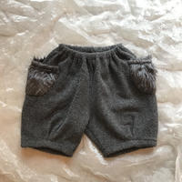 michirico moco moco half pants XL size