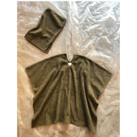MOUN TEN. melton fleece S size