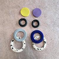 color design workshop12参加者様専用フォームcircleawase 両耳セット