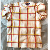 THE ANIMALS OBSERVATORY CANARY KIDS BLOUSE 12Ysize(152㎝)