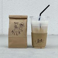uni coffee beans【MILK】