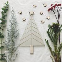 christmas tree mirror