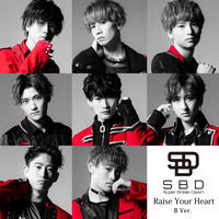 SBD Mini Album「Raise Your Heart」B Ver.