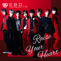 SBD Mini Album「Raise Your Heart」S Ver.