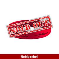 Noble rebel   覚醒の手枷(ラバーバンド)