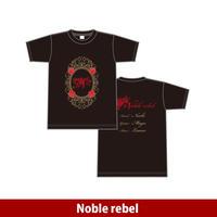 Noble rebel  叛逆の鎧Tシャツ