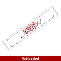 Noble rebelマフラータオル「テリークロスⅡ」