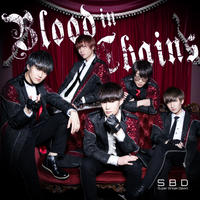 Super Break Dawn 2nd Single 「Blood in Chains」TYPE-C