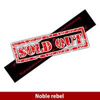 Noble rebelマフラータオル ライブ限定販売中