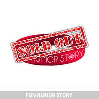 FUN RUMOR STORY  シリコンバンド第4世代