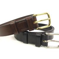 Martin Faizey × UW / Saddle Leather Belt / 1.25 inch