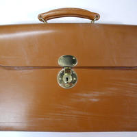 Rutherfords / Flap Over Brief Case / Gingernut