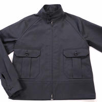Soundman / Harrington Jacket / Navy