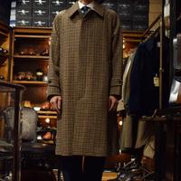 batak  /  Classic  Raglan  Coat / Gunclub check