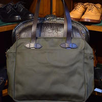 FILSON / Tote Bag With Zipper / Olive