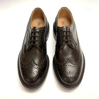 19.49 Rejected Tricker's / Dark Brown / Country Shoes / Dainite W Sole / Size 6H