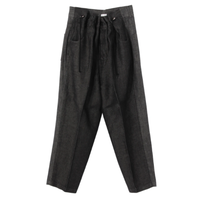 Rito   DRAWSTRING PANTS   black