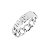 LOVERS Ring - Silver