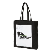 CHRISTIAN  DADA    graphic  print  tote  bag