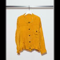 MAISON EUREKA    one pocket shirt jacket