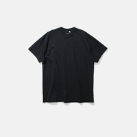 ATON | SUVIN AIR SPINNING | OVERSIZED T-SHIRT | BLACK
