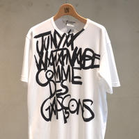 Junya Watanabe ロゴ T-Shirt|ホワイト