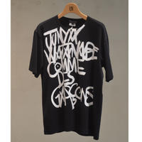 Junya Watanabe ロゴ T-Shirt|ブラック