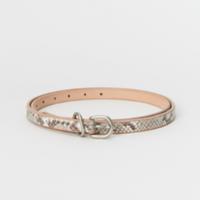 Hender Scheme python tail belt/natural