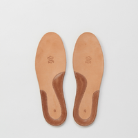 cow leather insole (ladies)