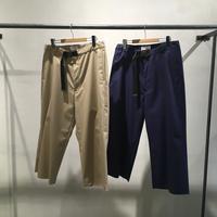 FACETASM BMX CUT OFF CHINO PANTS