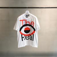 綿度詰天竺 Real Reviewプリント2枚パックTシャツ