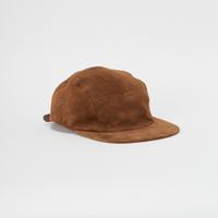 Hender Scheme    water proof pig jet cap    khaki brown