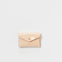 Hender Scheme one piece card case パテント