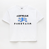 FACETASM×AIRWALK white