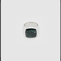 TOMWOOD/  Cushion Green Marble (M)#60