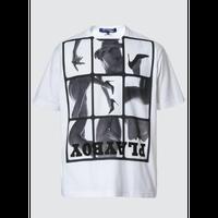 PLAY BOY グラフィック プリント Tシャツ