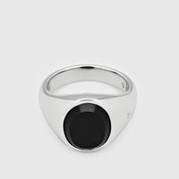 TOMWOOD / Lizzie Ring Polished Onyx 20年新作