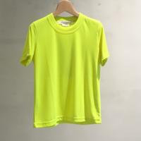 蛍光カラーtシャツ