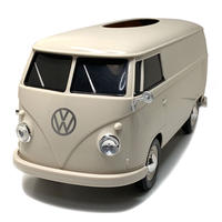 <小型> Volks Wagen Bus - Tissue Box Plus