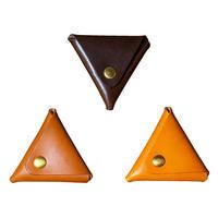Duram Factory Triangle Coin Case