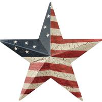 <中型>Barn Star US Flag (M)